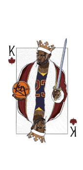 cover LbJ King