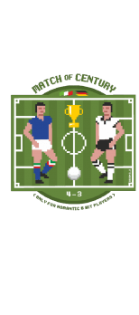 cover 8 bit: Match of Century