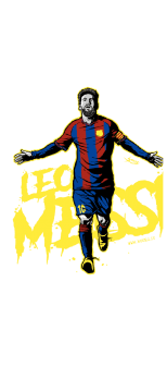 cover Football Club Legends #1: Leo Messi