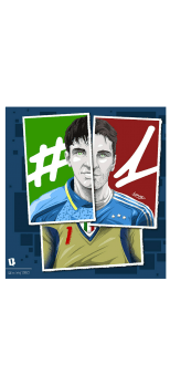 cover Gigi Buffon Un1ko #1
