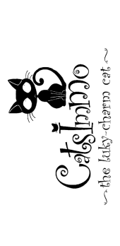 cover Catsimmo ~ the luky-charm cat