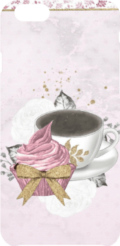 cover Muffin pink