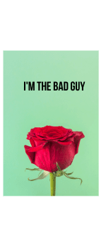cover bad guy