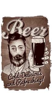 cover Beer Delicious