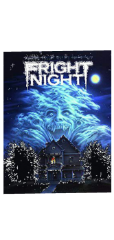 cover Fright night Black