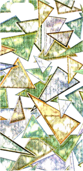 cover Green triangles