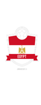 cover Egypt Football World Cup 2018 Fan T-shirt