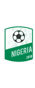 cover Nigeria Football World Cup 2018 Fan T-shirt