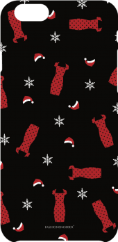 cover Fashion Snobber Christmas pattern cover