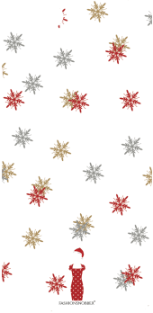 cover Snowflakes Christmas cover
