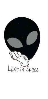 cover Forte Lost in Space