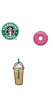 cover STARBUCKS T-shirt