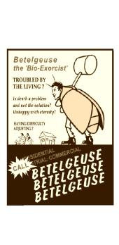 cover Beetlejuice Flyer
