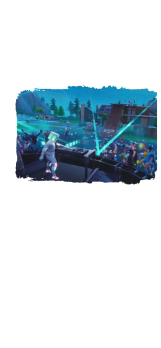 cover Fortnite for marshmello