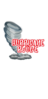 cover Hurricane Rouge Darts T-Shirt