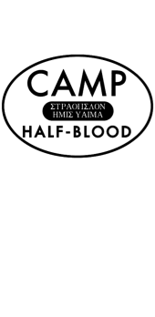 cover Camp half-blood