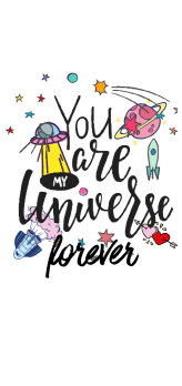 cover you are my universe forever
