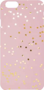 cover pink stars