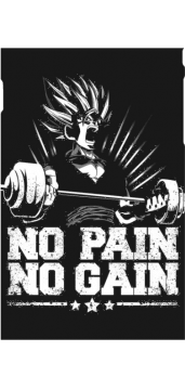cover No pain no gain