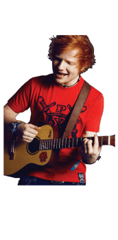 cover Ed Sheeran inspired sweatshirt