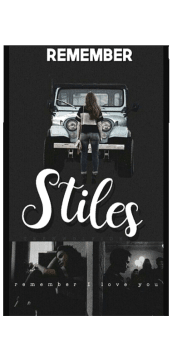 cover remember Stiles
