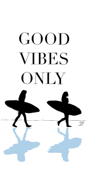 cover good vibes only