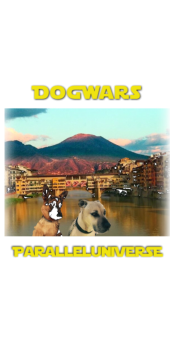 cover Dog Wars - Parallel Universe