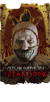 cover AHS Freak Show Cover