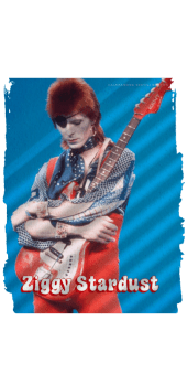 cover Ziggy Stardust