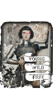 cover Young wild & free