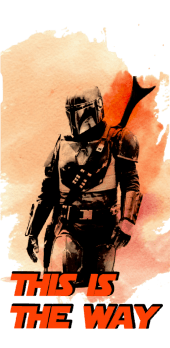 cover The Mandalorian Cover