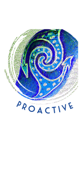 cover Proactive double spiral design