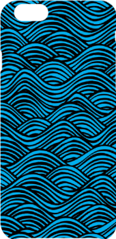 cover waves pattern