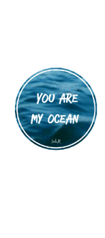 cover You are my ocean