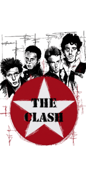 cover the clash