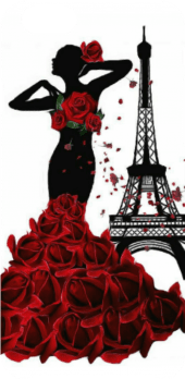 cover Paris je t'aime...