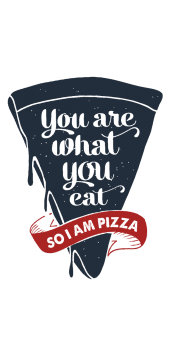 cover I am PIZZA