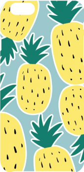 cover pineapples pattern