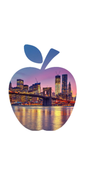 cover Big apple