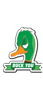 cover Duck you
