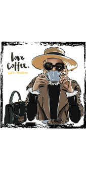 cover Cover I Love Coffe