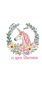 cover I Love Unicorn