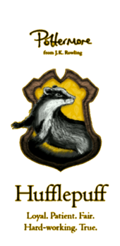 cover Cover Hufflepuff HP