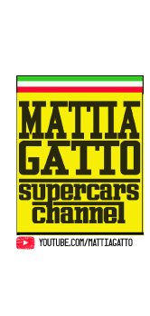 cover Mattia Gatto Supercars Channel Logo