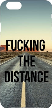 cover Fucking the distance