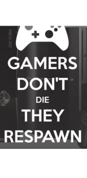 cover Gamers don't die