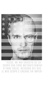cover Breaking bad T-Shirt