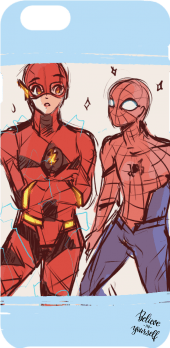cover Spidy&Flash