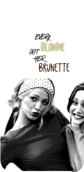 cover every blondie got her brunette (2.0)