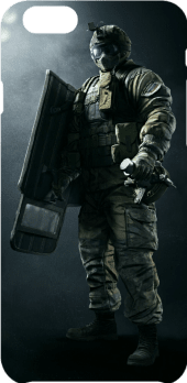 cover cover fuze Rainbow six siege